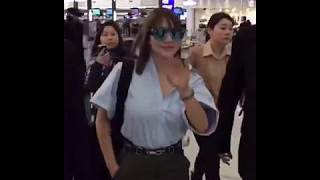 170326 CL @ Hong Kong International Airport, off to Korea MP3