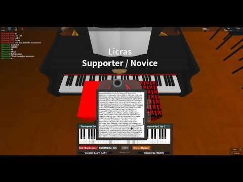 Roblox Virtual Piano Banya Beethoven Virus Rock Hard End