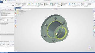T-FLEX CAD 15 - Создание 3D модели