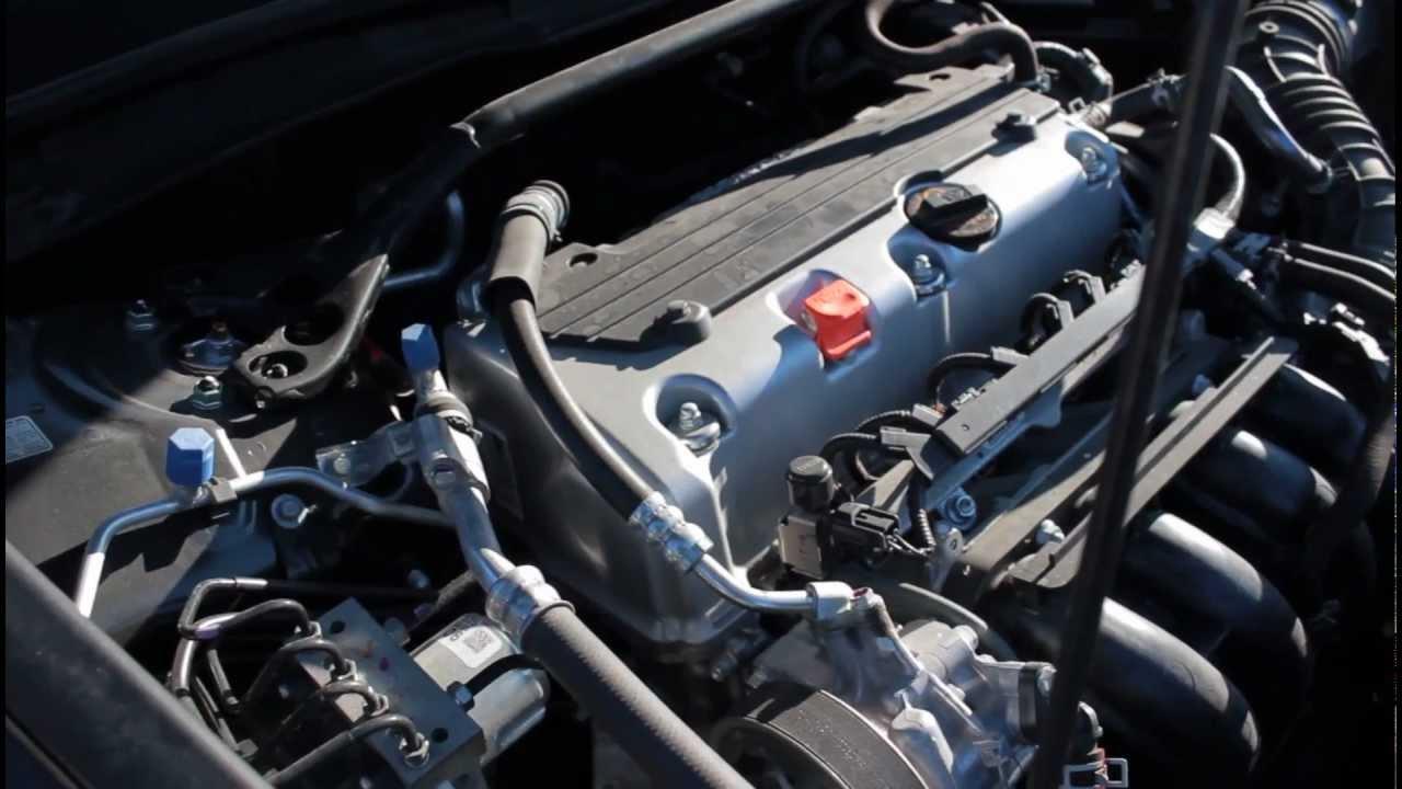 Honda St Louis >> 2012 Honda Accord EX 5MT - Cold Start Rattle - YouTube