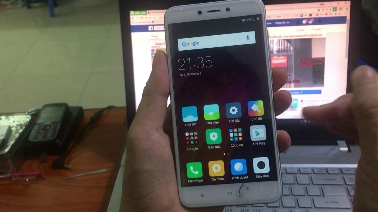 Hà Nội - Xóa tài khoản Xiaomi Mi Cloud Mi account phá mật