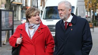 Emily Thornberry: Jeremy Corbyn and Labour want to 'defend' and 'protect' our country