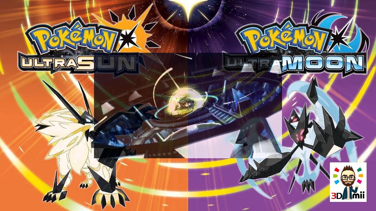Descargar Pokemon Ultra Luna Nintendo 3ds Cia