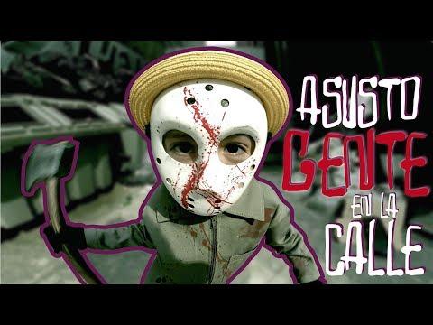 SALGO A LAS CALLES A ASUSTAR A LA GENTE / DIKI DUKI TERRORIFICO 2017