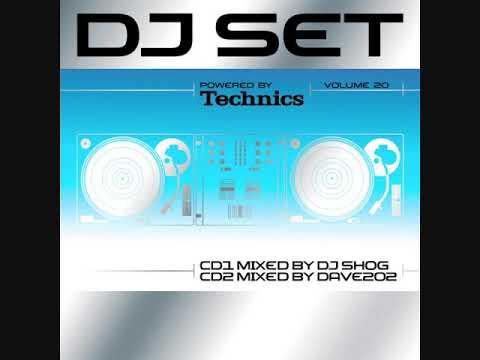 Technics DJ Set Volume 20 - CD1 Mixed By DJ Shog