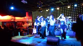 Heroine Spoken Words Inc. Tally Show Performance