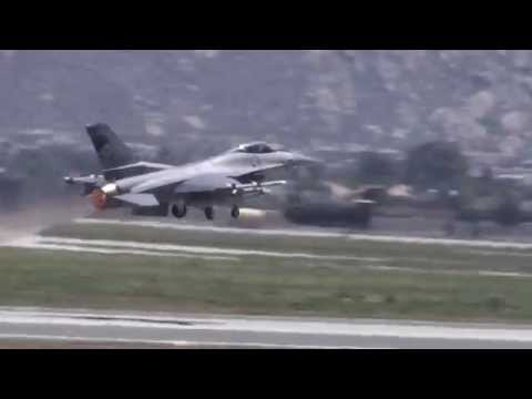 F-16 Scramble - South Dakota ANG