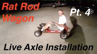 Rat Rod Wagon Build: Pt.  4