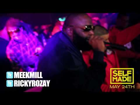 MEEK MILL FEAT. RICK ROSS - TUPAC BACK [LIVE PERFORMANCE]