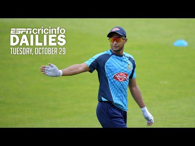 Shakib could miss India tour - BCB chief