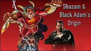Shazam & Black Adam's Origin
