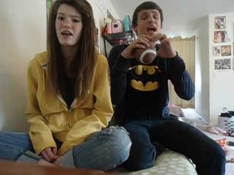 Nobody wanna see us together  acapella Josh and Eve Anderson