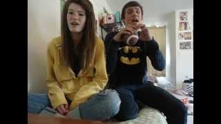 """""""Nobody wanna see us together"""" Cover (acapella) Josh and Eve Anderson"""