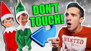 One of Culter35's most viewed videos: ELF ON THE SHELF IS REAL 6! DON'T TOUCH!