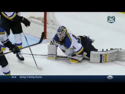 Jake Allen Career Highlights (with commentary)