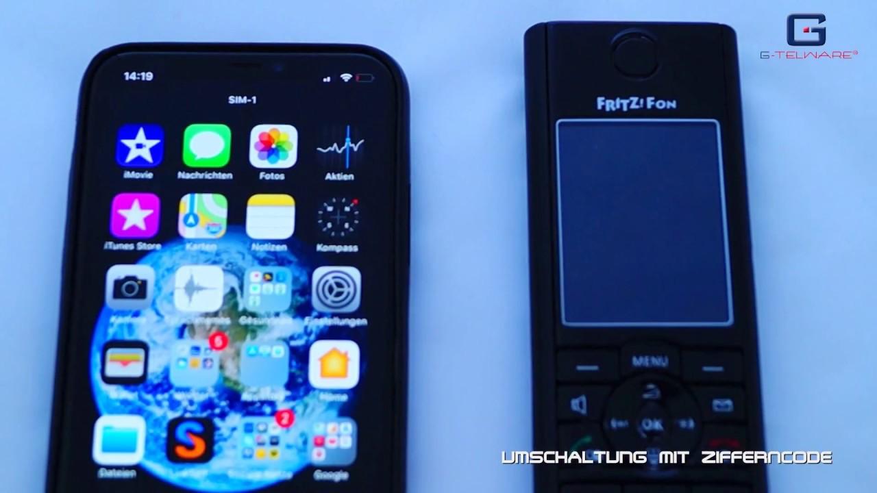 Iphone Se Sim Karte.Dual Sim Adapter Iphone X 8 8 7 7 6s 6s 6 6 Se 5s 5 G Telware