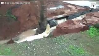 Dam breach in Maharashtra's Ratnagiri district