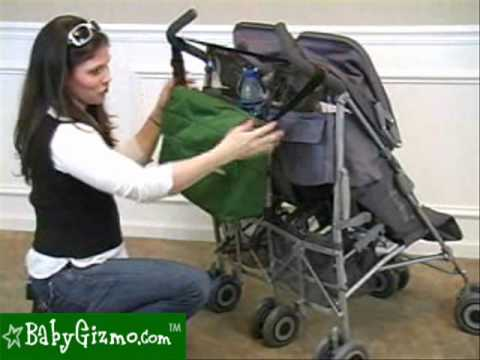 Baby Gizmo Maclaren Twin Techno Stroller Review Youtube