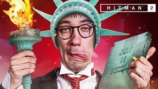 Auf nach New York! | HITMAN 2