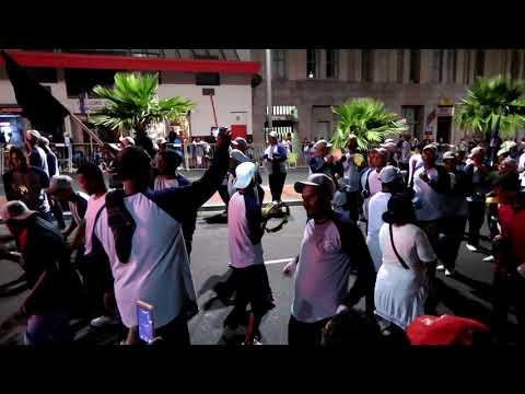 """Ottomans"" Cape Malay Choir Cape Town New Years Eve Party 2017 Wale Street Bo- Kaap"