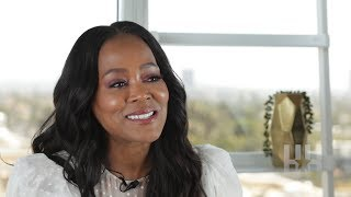 Robin Givens Reflects On Being The Brown Skin Sex Symbol Of The '90s!
