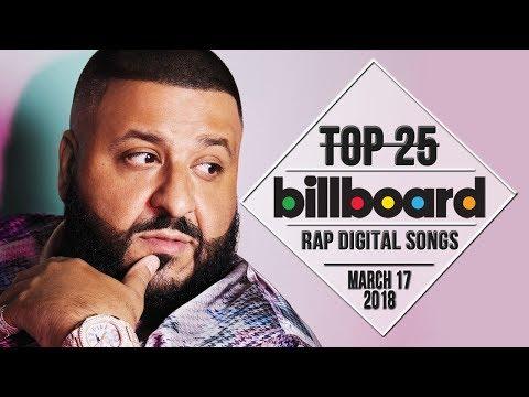 Top 25 • Billboard Rap Songs • March 17, 2018 | Download-Charts