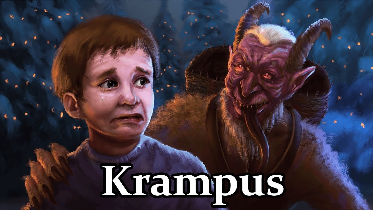 Krampus: Exploring the Legend of the Christmas Demon