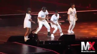 "Total Performs ""Can't You See"" at Bad Boy Family Reunion show in Brooklyn"