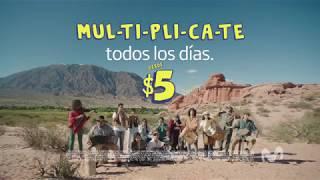 ¡Multiplicá tu crédito, multiplicá tus gustos! thumbnail