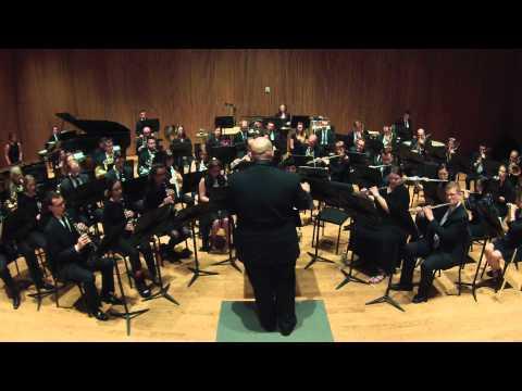 Sunrise At Angels Gate (Phillip Sparke) - Manhattan Wind Ensemble