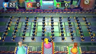 Mario Party 10 Wii U: Bob-omb Combo Mini Game