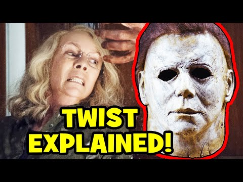 Halloween 2018 ENDING EXPLAINED + Sequel Theory