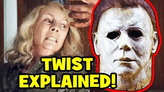 Halloween (2018) ENDING EXPLAINED + Sequel Theory