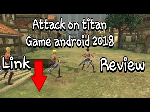 attack on titan mobile apk data