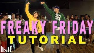 """FREAKY FRIDAY"" - Chris Brown ft Lil Dicky Dance Tutorial   Matt Steffanina Choreography - Stafaband"