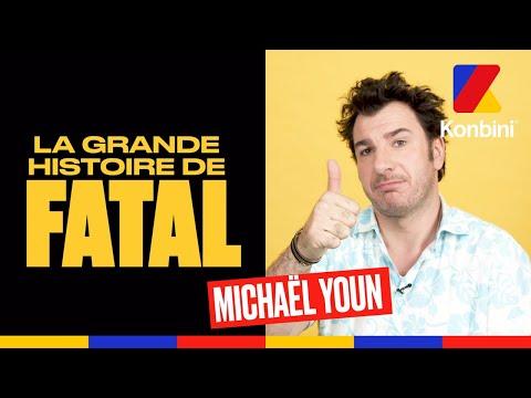 Youtube: Fatal Bazooka: du Morning Live au cinéma, la grande histoire l Michaël Youn l Konbini