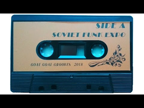 C.J. PLUS - Soviet Funk Expo. (SIDE A)