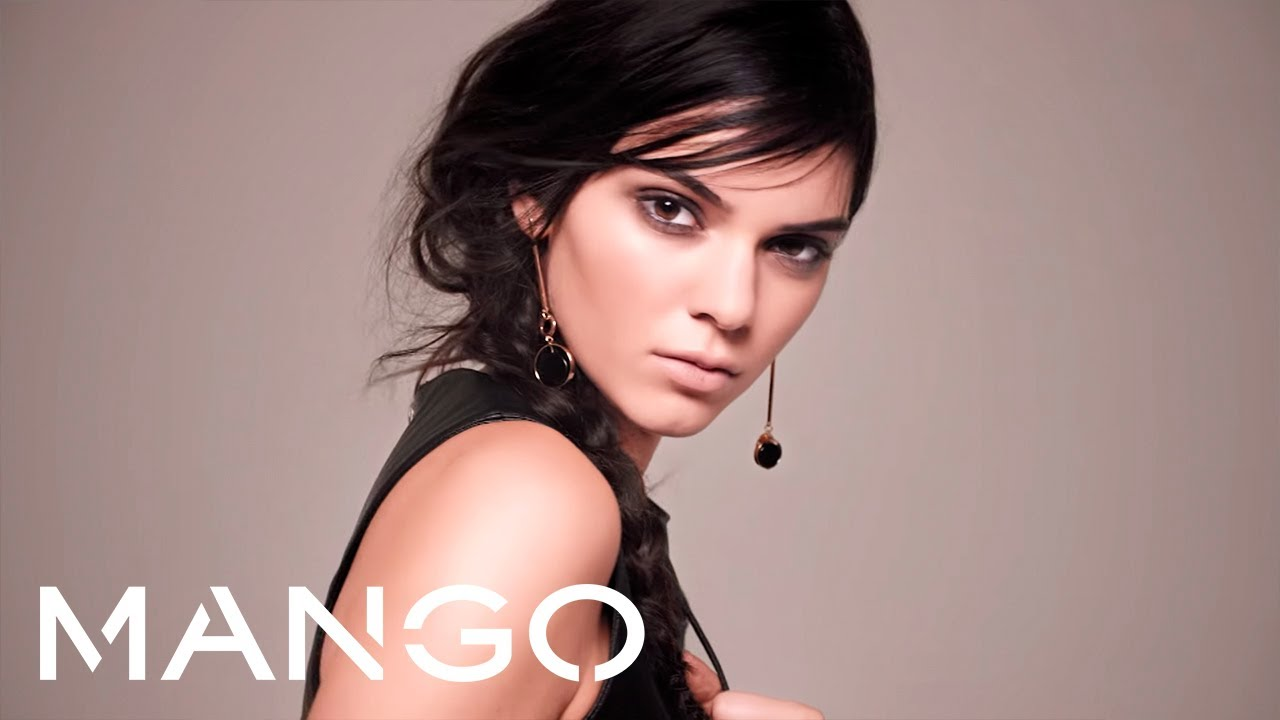Watch Kendall Jenner for Mango Tribal Spirit Spring 2019 Campaign video