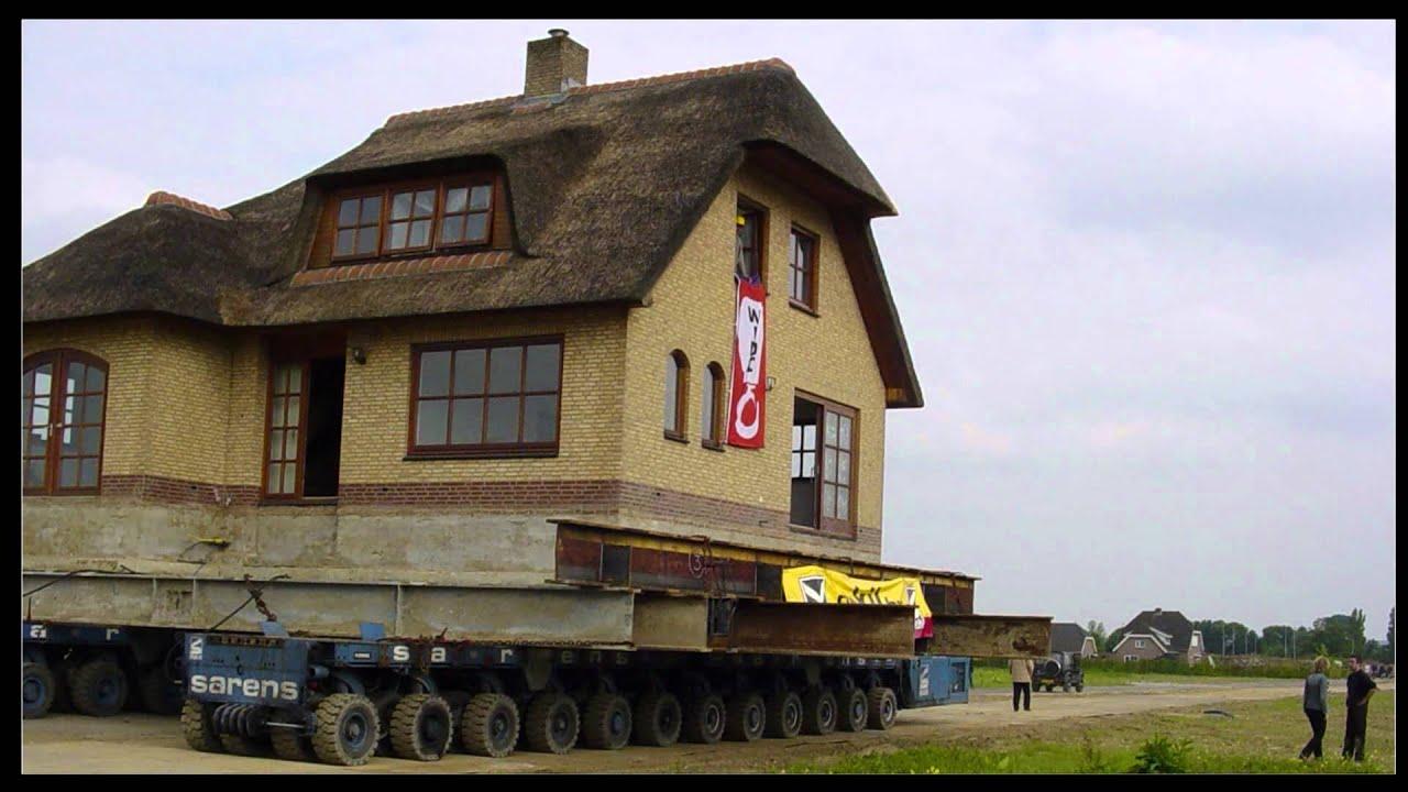 Waalsprong huis op wielen youtube - Foto van eigentijds huis ...