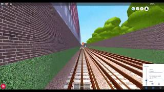 Roblox Mind The Gap Timelapes: Capital line Boyden to Beaufort Road