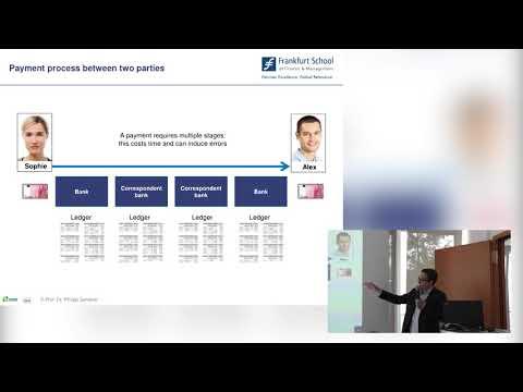 Prof. Dr. Sandner: Blockchain, Bitcoin und Crypto Assets: Entstehung eines neuen Finanzökosystems?