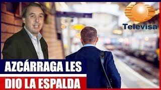 Hay Pesimismo en Noticieros Televisa por Últimos Cambios