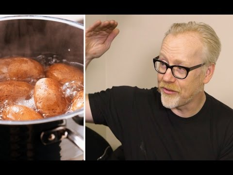 Adam Savage on why you can't boil potatoes on Mt. Everest