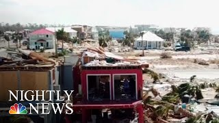 Hurricane Michael Death Toll Rises To At Least 29   NBC Nightly News