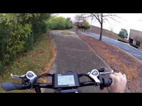 Radpower Radwagon range test on a single charge no pedaling