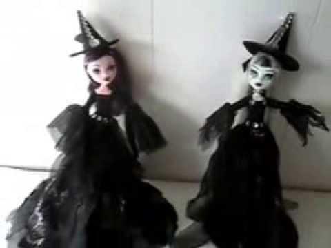 Монстер хай куклы хэллоуин