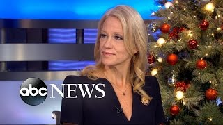 Kellyanne Conway Interview on White House Role
