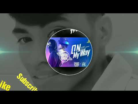 DJ-ON-MY-WAY-ALAN-WALKER-ACTION BY RAHMAT-TAHALU
