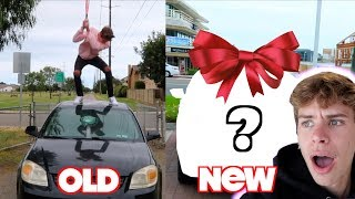 I BOUGHT MY EDITOR HIS DREAM CAR!!