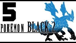 Pokemon Black 2 - ALDER is WEEREENS GEVAARLIJK bezig  ( Deel 5 )